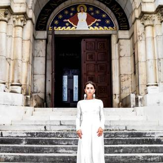 Платье 'White Pearl'