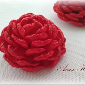 """Прикраса """"Пишна троянда"""""""