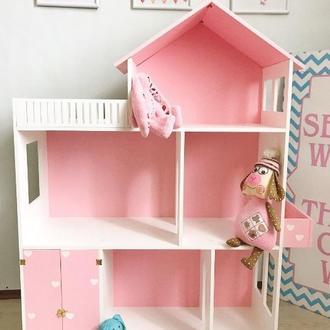 Кукольный домик для кукол, 110*90*30