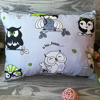 Подушка совушки