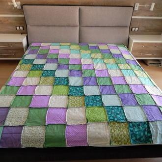 Покрывало на 2-х спальную кровать Покривало на дорослу кровать Покривало у спальну кімнату