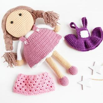 Лялька з одягом (Кукла с одеждой)