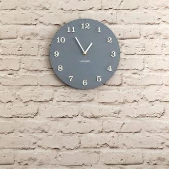 Деревянные настенные часы Прованс