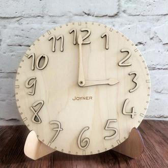 Детские обучающие часы сортер
