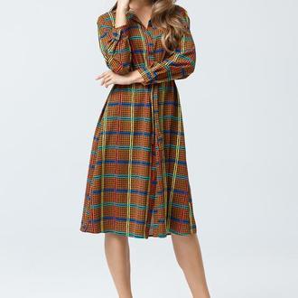 Платье-рубашка 2175