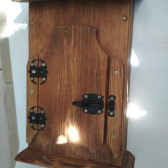 Ключница, почтовый ящик для дачи, частного дома