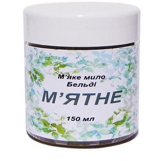 Мягкое мыло бельди Мятное 150мл