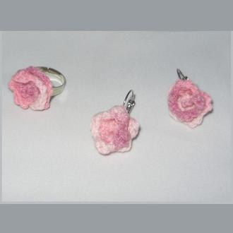 """Комплект """"Розы"""""""