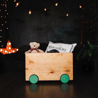 Ящик для Іграшок!