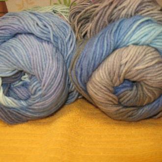 Пряжа ′Coton Gold Batik′ для вязания высокого качества ТМ ′Alize′