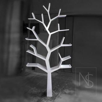 Декоративная полка Дерево