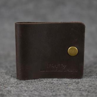 Компактный кошелек на лето |10211| Шоколад