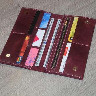 Тревел кейс Travel case — (клатч, кошелек, портмоне) три в одном.