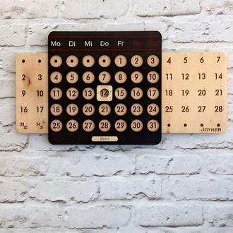 Вечный календарь на немецком языке