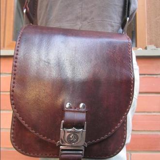 сумка на плечо мужская сумки-барсетки мужские повседневные мужские сумки кожа подарок парню