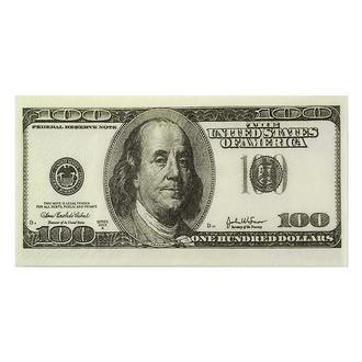 Салфетка Доллар (мотив 16х8,5 см) 2-8103