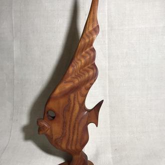 Статуетка Риба дерев'яна