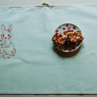 Полотенчик Кролик