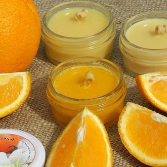 """Масажна свічка """"Апельсин"""""""