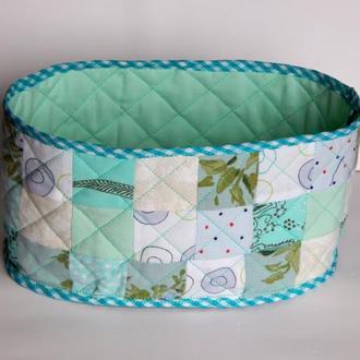 Текстильна коробка Коробка для прикрас Подарунки для жінок Подарунок на 8 березня