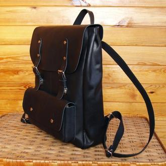 Кожаный рюкзак Сraft Man x3 мужской