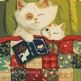 """Картина по номерам без упаковки """"Доброй ночи"""", 30х40см (КНО2457)"""