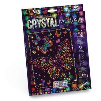 Кристальная мозаика Бабочка (CRM-01-08), детская серия