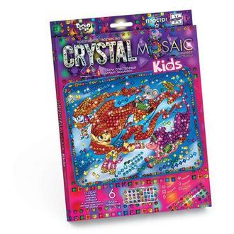 Мозаика стразами (алмазами) Мышонок, детская серия (CRMk-01-03)