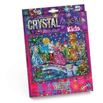 Мозаика стразами (алмазами) Золушка, детская серия (CRMk-01-06)