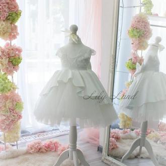 """Детское нарядное платье на выпускной """"Офелия"""""""