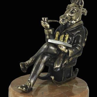 статуэтка Магнат