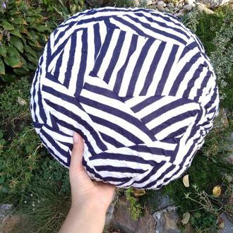 Текстильна декоративна подушка
