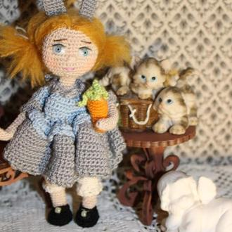 Маленькая куколка -Зайка