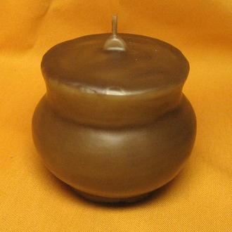 Свеча декоративная Горшочек