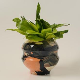 Цветочный горшок, кашпо для кактусов, вазон для суккулентов, сукулентов