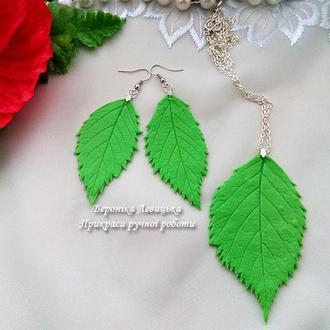 Листья ′Ежевики′