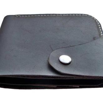 Кожаный кошелек из натуральной кожи Crazy Horse