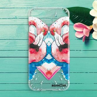 """Чехол для телефона """"Фламинго"""""""
