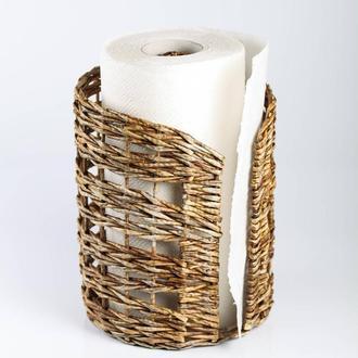 Плетеный держатель для кухонных полотенец
