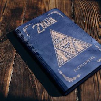 """Обкладинка для блокноту """"Zelda"""""""