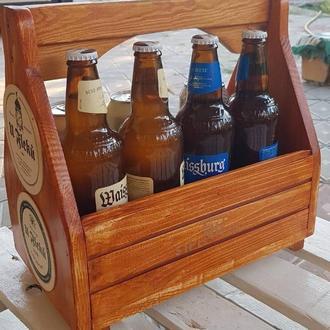 Переноска для пива.