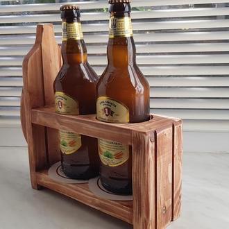 Подача пива, переноска.