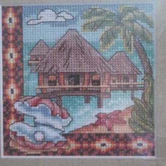"""Картина """"Мальдивы"""""""