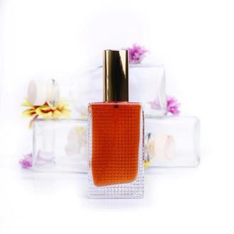Селективный женский парфюм с пачули «My dark Patchouli» ручной работы, ЭКО Гармония 1 мл