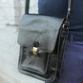 Мужская повседневная сумка через плечо