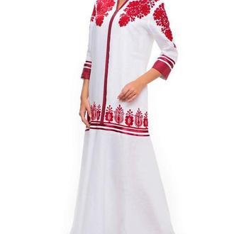 """Дизайнерское платье """"Тайм"""""""