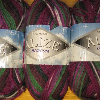 Пряжа ′Gizgi′ для вязания высокого качества ТМ ′Alize′
