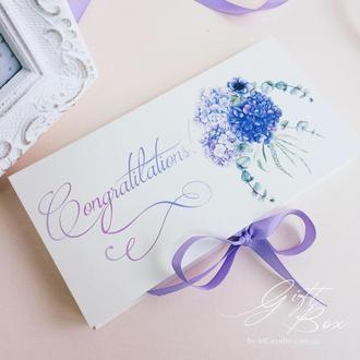 "Gift Box ""Sofia"" - открытка в коробочке"