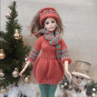 "Одежда для кукол Барби комплект ""Клоунесса"""