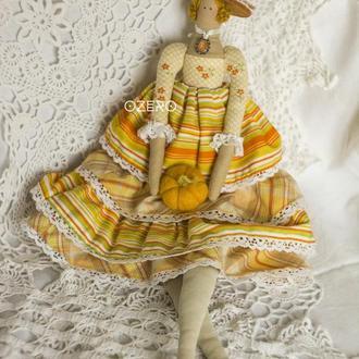 Кукла-тильда Ведьмочка